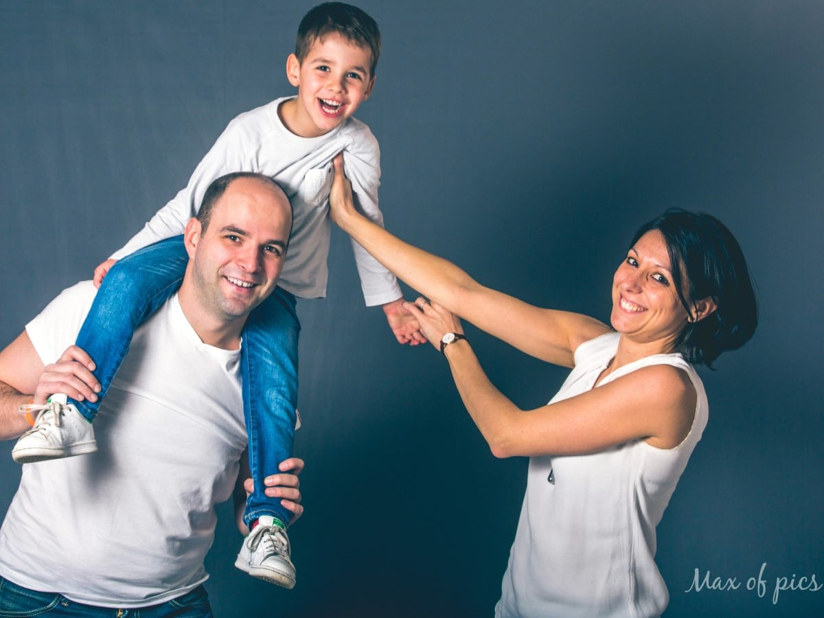 Photo de Famille & Amis, formule studio